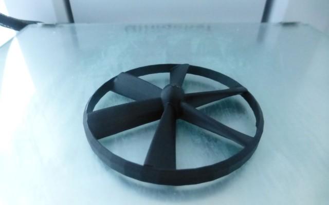 Impression en 3D d'un prototype de drone