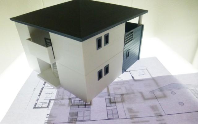 Maquette en 3D des plans constructeur