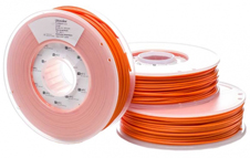 pla ultimaker orange
