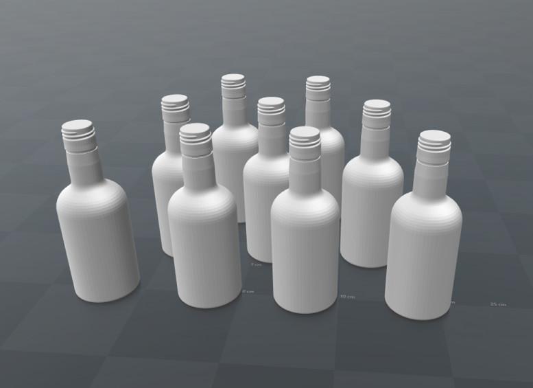 bouteille1 impression 3D
