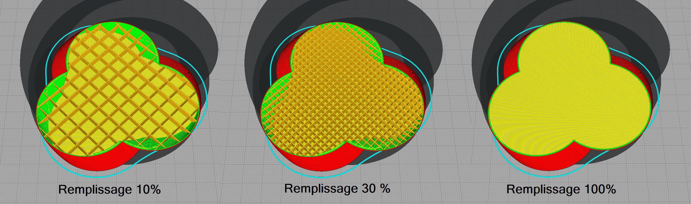 infill 3D